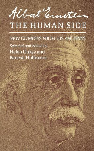 Albert Einstein, the Human Side: New Glimpses from His Archives (1981-05-23)