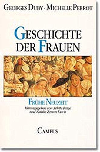 Geschichte der Frauen: Band 3: Frühe Neuzeit