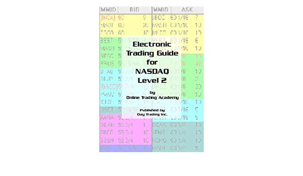 electronic trading guide for nasdaq level 2 amazon co uk online rh amazon co uk