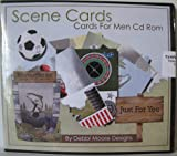 Picture Of Debbi Moore Designs Scene Cards Cards for Men CD Rom (296511)