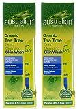 (2 Pack) - Australian Tea Tree - Cleansing Skin Wash | 250ml | 2 PACK BUNDLE