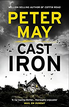 Cast Iron: Enzo Macleod 6 (The Enzo Files) by [May, Peter]