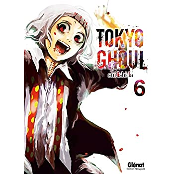 Tokyo Ghoul - Tome 06