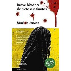 Breve historia de siete asesinatos -- Premio Booker 2015