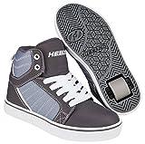 Heelys Uptown Schuhe - Schwarz Anthrazit Weiß- Größe: 38 EU