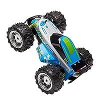 Descrizione: Funzione: Avanti / Indietro / Gira-sinistra / Gira-destra, Rock Crawler. Velocità: fino a 15 km / h Tempo di ricarica: circa 2-3 ore Tempo di gioco: circa 15 minuti Distanza a distanza: circa 35 metri Dimensioni dell'auto: 23 * 15.3 * 9....
