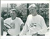 Fotomax Vintage Photo of Günther Bosch
