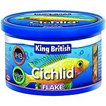 King British - Copos para peces cíclidos