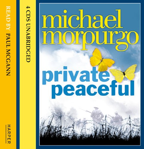 Private Peaceful: Complete & Unabridged Cover Image