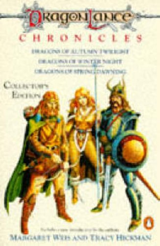 Cover of Dragonlance Chronicles (Dragonlance: Chronicles)