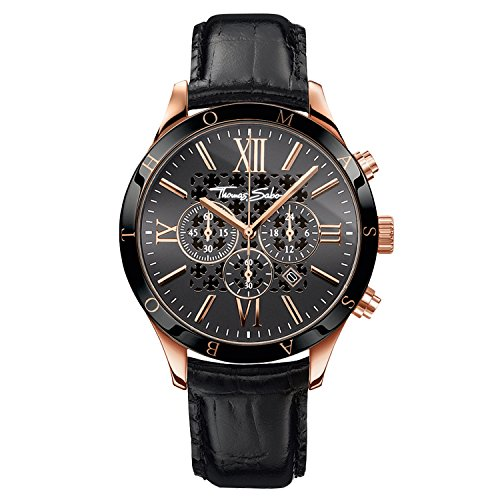Montre Homme - Thomas Sabo WA0186-213-203-43mm