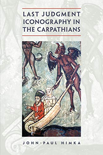 Last Judgment Iconography in the Carpathians (English Edition)
