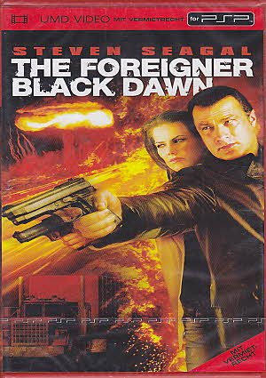 The Foreigner Black Dawn