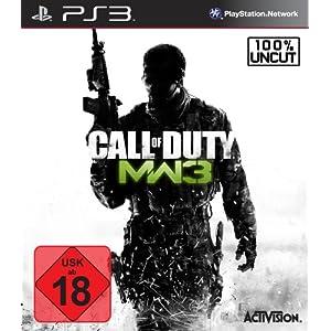Call of Duty: Modern Warfare 3 – [PlayStation 3]