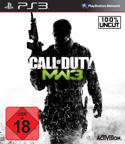 Call of Duty: Modern Warfare 3 - [PlayStation 3] (Call Of Duty Für Das Spiel 3)