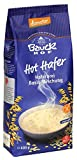 Bauckhof Bio Bauckhof Demeter Hot Hafer Basis, Haferbrei Mischung glutenfrei (12 x 400 gr)