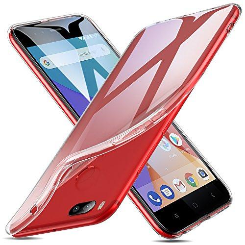 PURO COVER CUSTODIA Rosa Opaco Trasparente Iphone 6 Ultra Slim