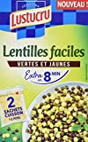 Lustucru Lentilles