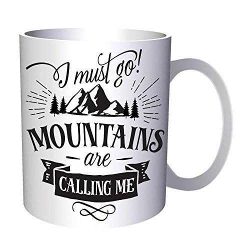INNOGLEN Les Montagnes Appellent 33 cl Tasse n423