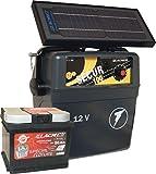 Autonome solar Lacme Secur Solis 6W + Accu 50Ah