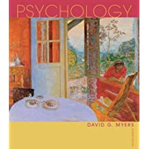 Psychology by David G. Myers (2004-06-06)