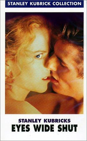 Eyes Wide Shut [VHS]