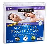 Hanna Kay Premium 100% Waterproof Mattre...