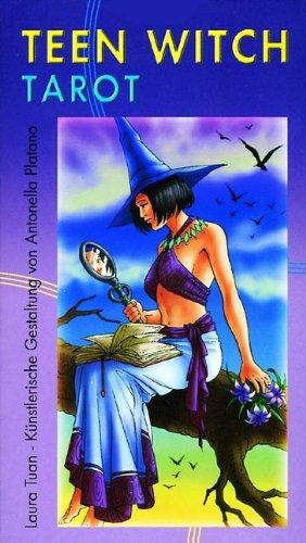 Teen Witch Tarot: 78 Karten mit tollen Anleitungen (Teen Witch)