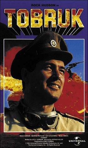 Preisvergleich Produktbild Tobruk [VHS]