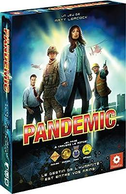 Asmodee Jeux de stratégie - Pandémic