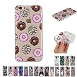 V-Ted Coque Apple iPhone 6S Plus 6 Plus Donut Silicone Ultra Fine Mince Bumper Housse...