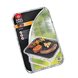 51ZZDoM1ZBL. SS300  - Landmann 060602 Party Disposable Charcoal Barbecue