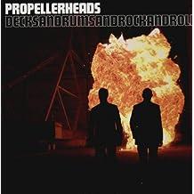 Decksandrumsandrockandroll [Vinyl LP]