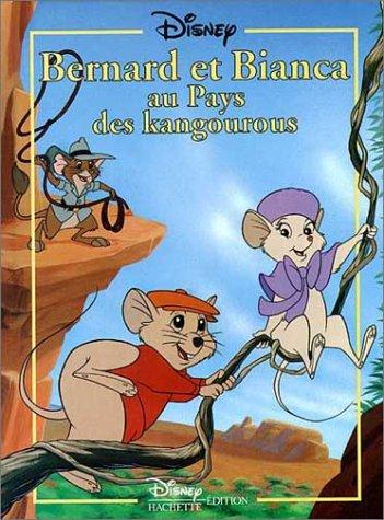 Bernard et Bianca au pays des kangourous, numéro 2 par Walt Disney