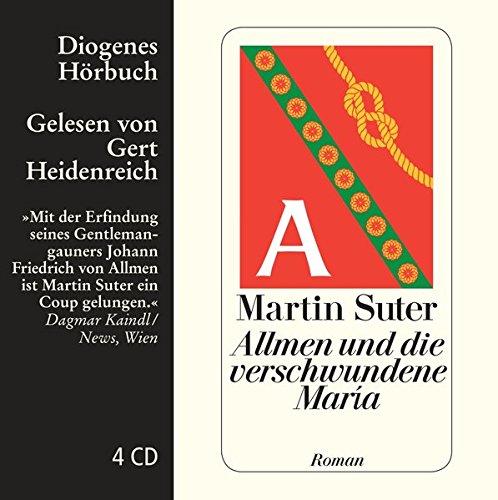 Allmen und die verschwundene María (Diogenes Hörbuch)