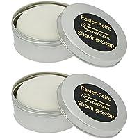 Fantasia Jabón de Afeitar redondo 100g 2Pack (2x 100g = 200g)