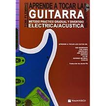 APRENDE A TOCAR LA GUITARRA+CD