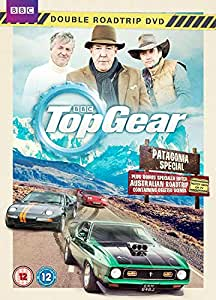 Top Gear - The Patagonia Special DVD 2015 by Jeremy