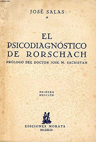 EL PSICODIAGNOSTICO DE RORSCHACH