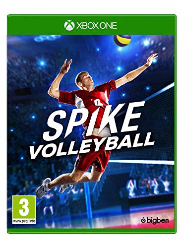 Giochi per Console Big Ben Spike Volleyball - Big-volleyball