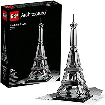 LEGO - Architecture - La tour Eiffel - 21019 - Jeu de Construction