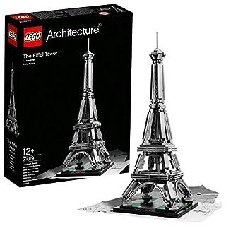 LEGO Architecture 21019 - Der Eiffelturm, Sehenswürdigkeiten-Baureihe (B00G5HXIEM) | Amazon price tracker / tracking, Amazon price history charts, Amazon price watches, Amazon price drop alerts