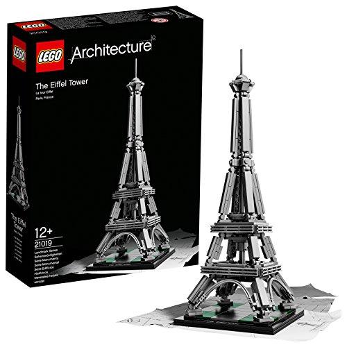 LEGO Architecture - Juego construcción La Torre Eiffel