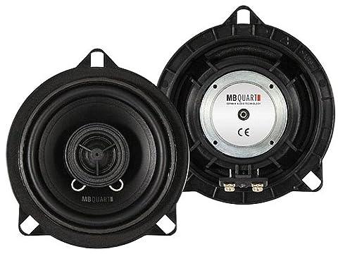 MB QUART Coaxial 10 cm QM-100 BMW Speaker for 1 (E81,82,87,88), 3 (E90,91,92), 5 (E60,61), X1(E84)