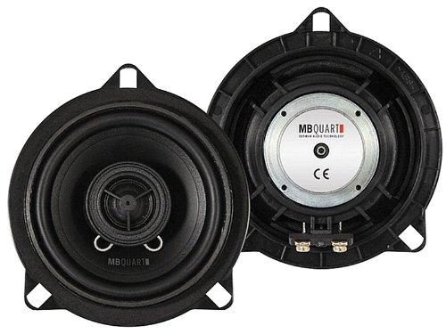 MB Quart QM100 BMW - 10cm Koaxial Lautsprecher für BMW Fahrzeuge