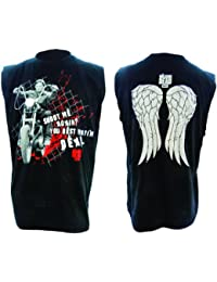 The Walking Dead - T-Shirt - Homme, noir, s