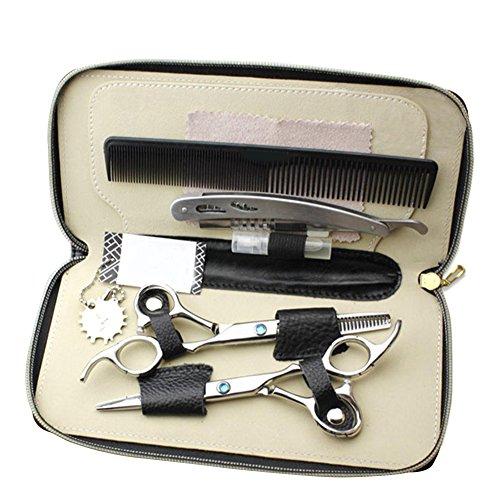 surker-professionnel-ciseaux-de-coiffure-set-62hrc-straight-cheveux-clairsems-scissrs-coupe-avec-raz