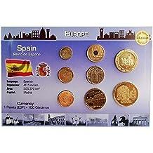 IMPACTO COLECCIONABLES Monedas de ESPAÑA - Las últimas pesetas bañadas en ...