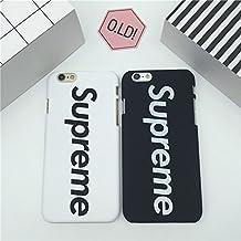 Supreme iPhone 5/5S Cover Phone Case Cover peau Housses et étuis téléphones portables Jordan (blanc)