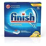 Finish–Powerball Classic au citron–2boîtes de 15pastilles [558g, 30pastilles]